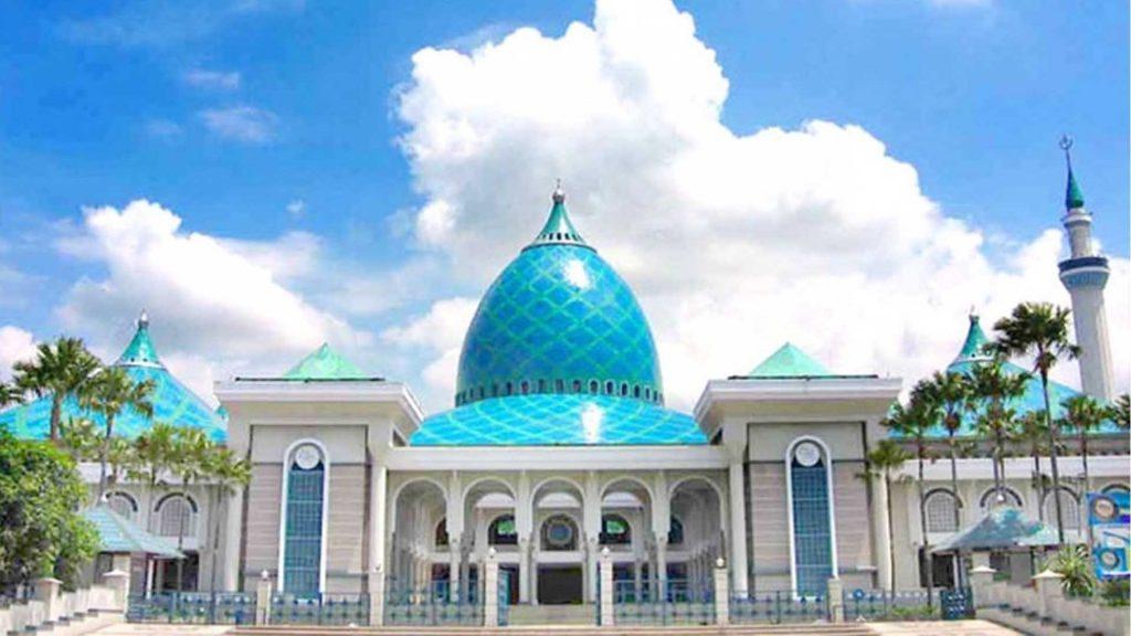 5 Masjid Terindah Di Jawa Timur Yang Wajib Di Kunjungi Pt Bks